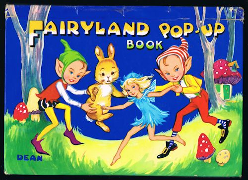 Image for Fairyland Pop-Up Book