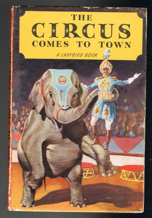 Image for The Circus Comes to Town