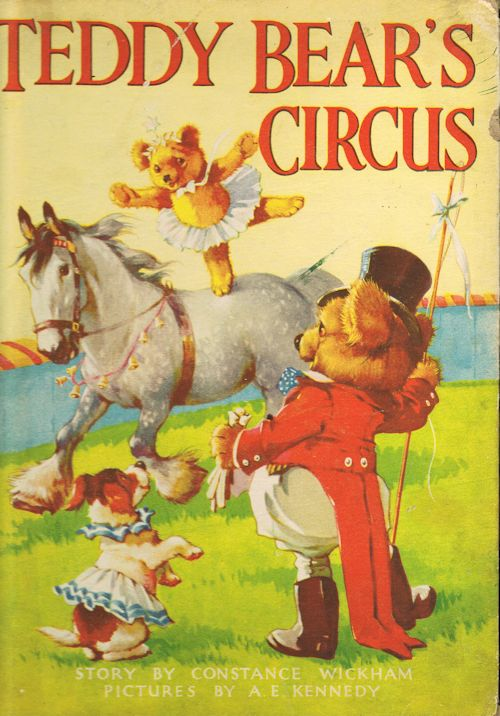 Image for Teddy Bear's Circus