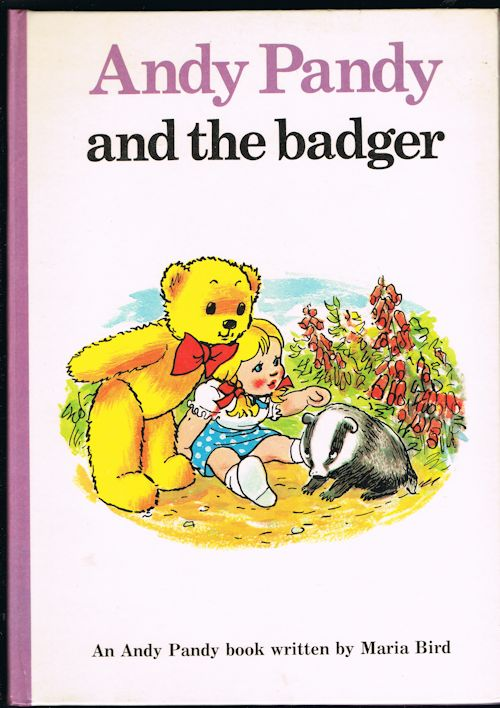 Image for Andy Pandy and the Badger