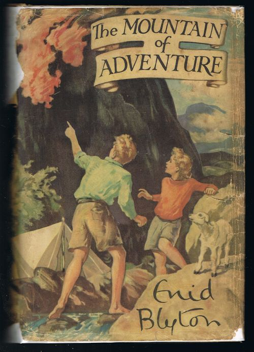 Image for The Mountain of Adventure