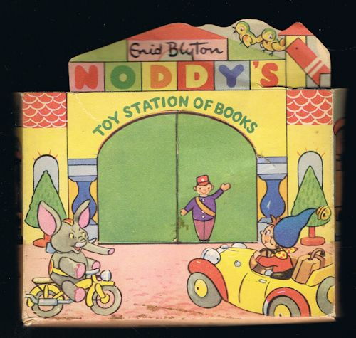 Image for Noddy's Toy Station of Books
