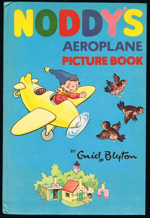 Image for Noddy's Aeroplane Picture Book