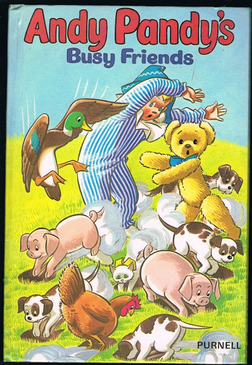 Image for Andy Pandy's Busy Friends
