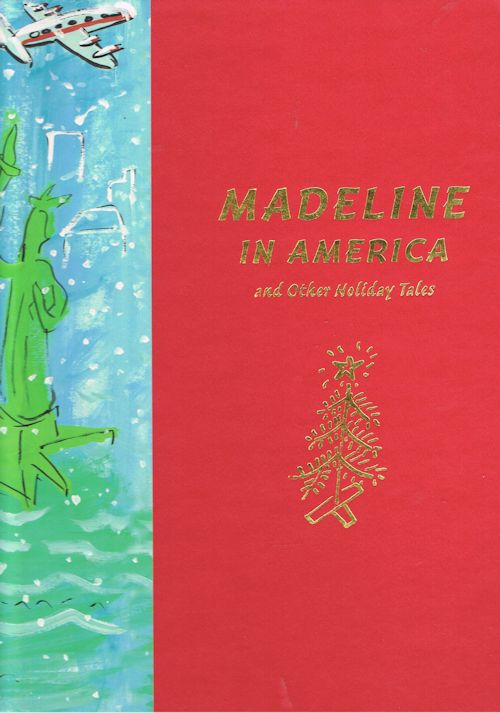 Image for Madeline in America and Other Holiday Tales