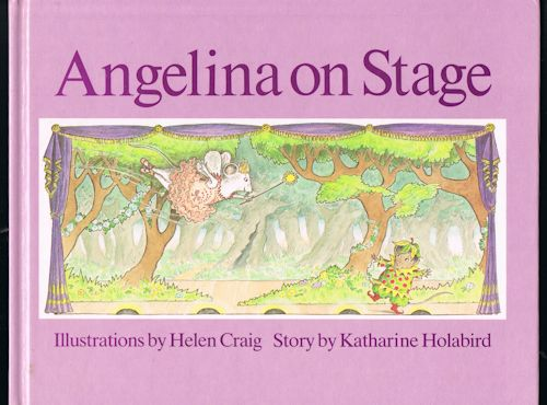 Image for Angelina on Stage
