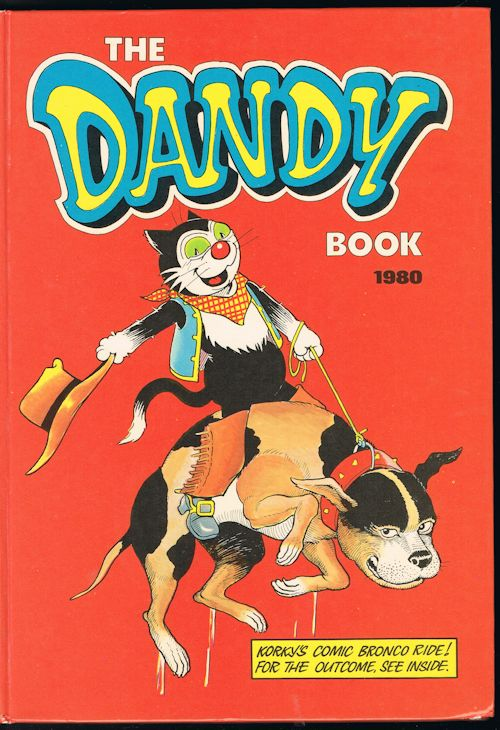 Image for The Dandy Book 1980