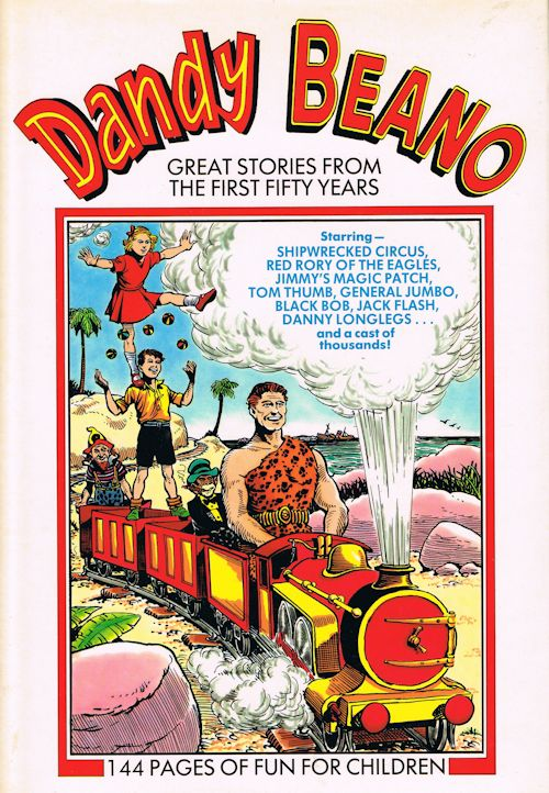 Image for Dandy & Beano: Great Stories from the First Fifty Years