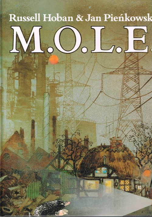 Image for M.O.L.E. (Much Overworked Little Earthmover)