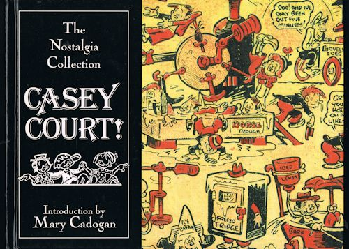 Image for The Nostalgia Collection: Casey Court