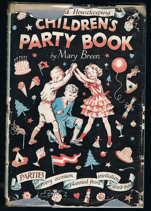 Image for The Good Housekeeping Children's Party Book