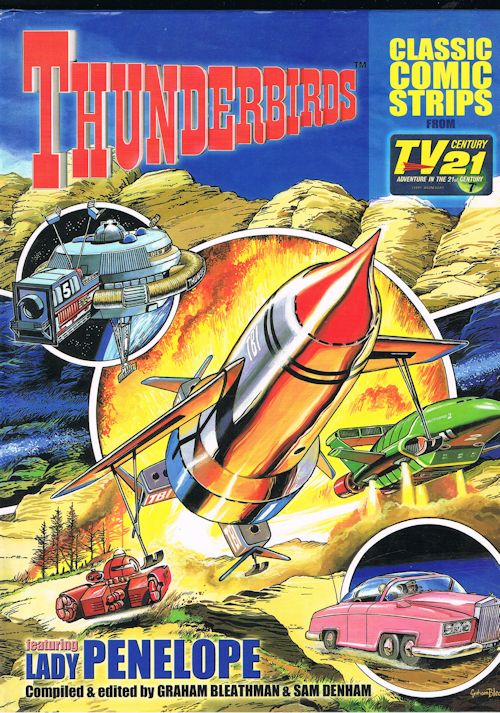 Image for Thunderbirds - Classic Comic Strips from TV21