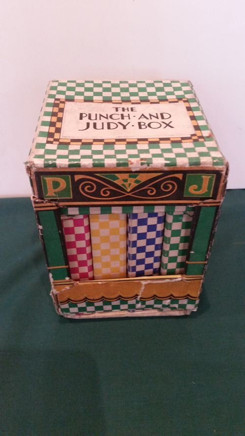 Image for The Punch and Judy Box