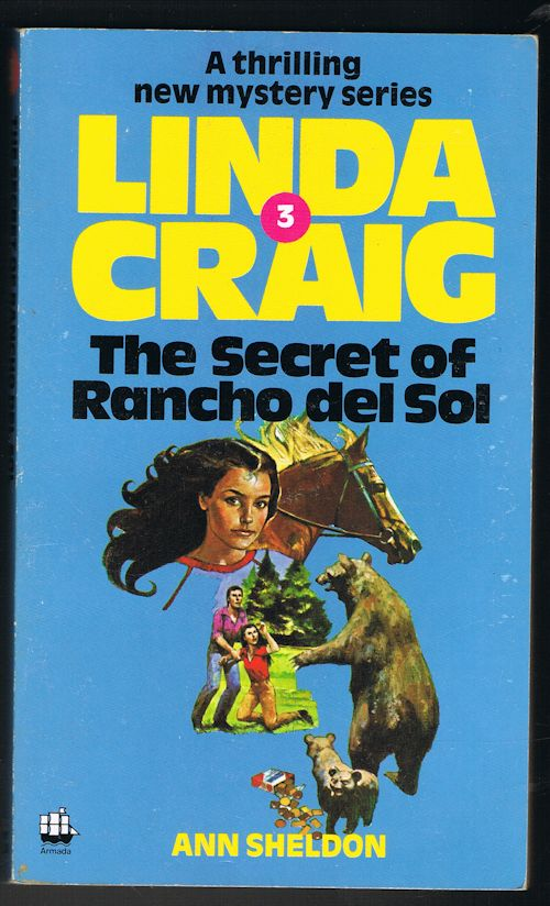 Image for Linda Craig: The Secret of Rancho Del Sol  (Book 3)