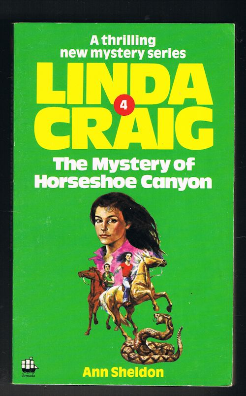 Image for Linda Craig: The Mystery of Horseshoe Canyon  (Book 4)