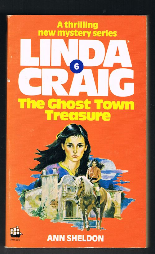 Image for Linda Craig: The Ghost Town Treasure (Book 6)