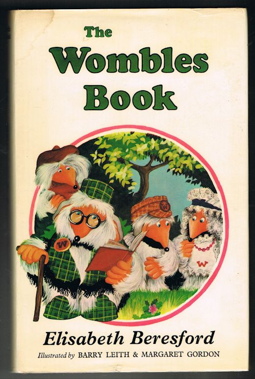 Image for The Wombles Book