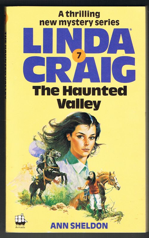Image for Linda Craig: The Haunted Valley (Book 7)