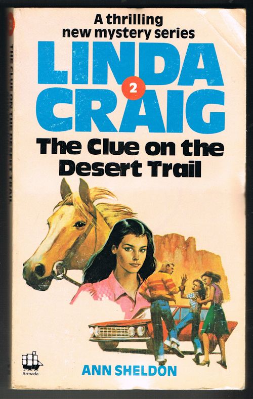 Image for Linda Craig: The Clue on the Desert Trail (Book 2)