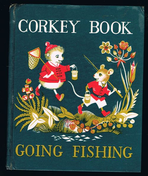 Image for Going Fishing (Corkey Book)