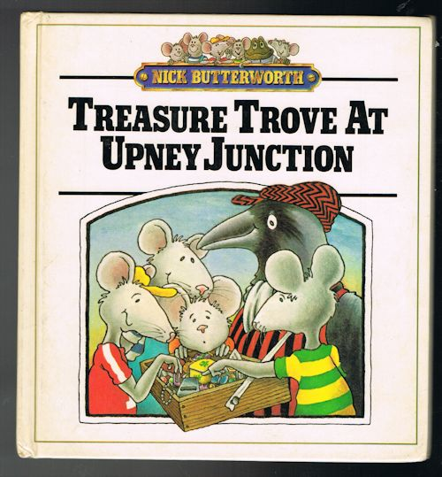 Image for Treasure Trove at Upney Junction