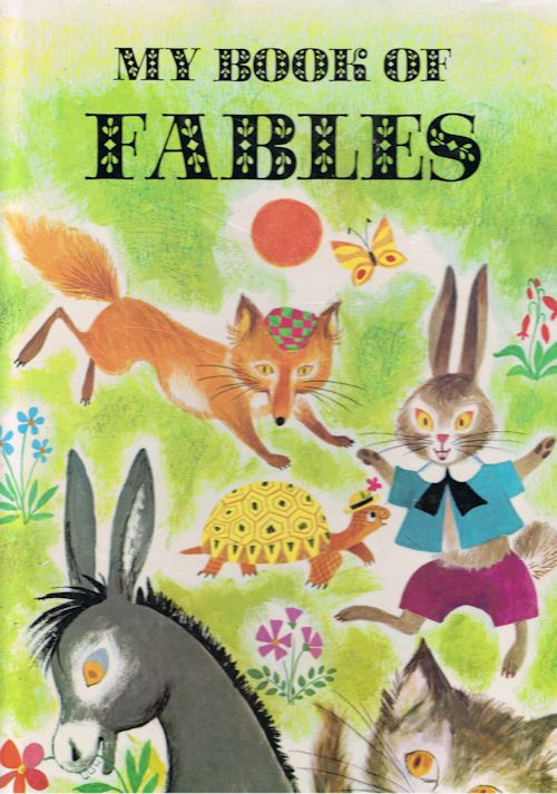 Image for My Book of Fables