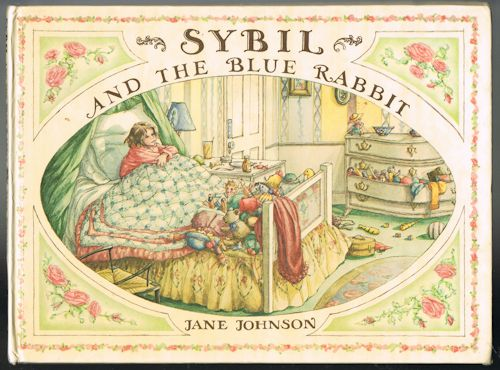 Image for Sybil and the Blue Rabbit