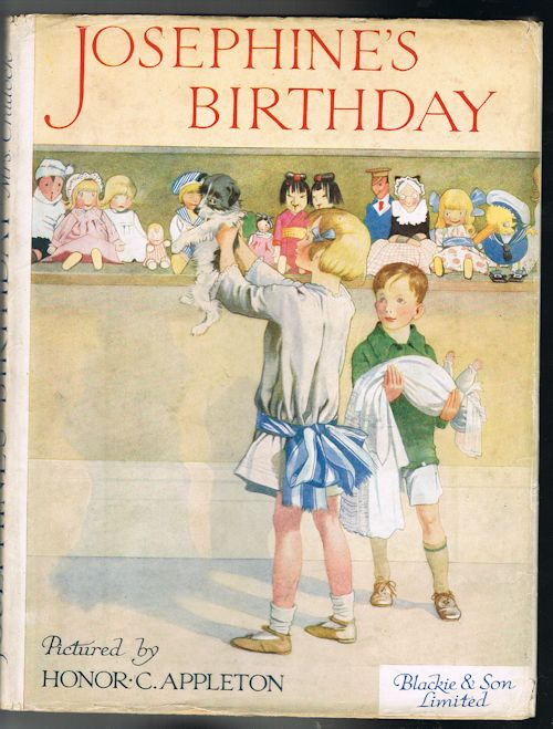 Image for Josephine's Birthday