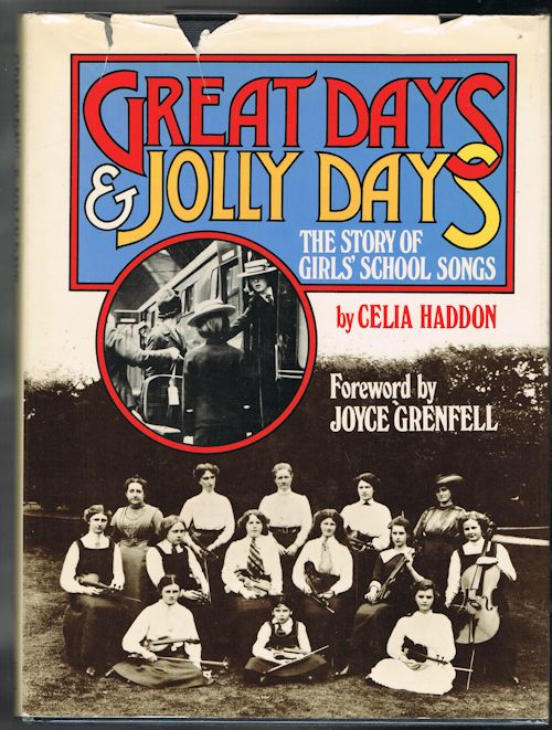 Image for Great Days & Jolly Days: The Story of Girls School Songs