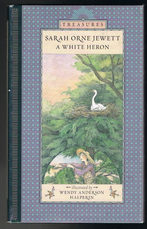Image for A White Heron