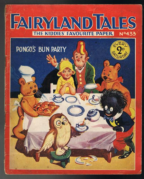 Image for Fairyland Tales No.433: Pongo's Bun Party