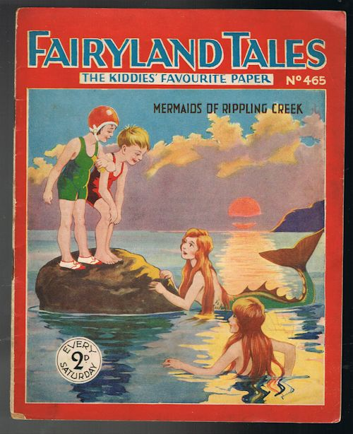 Image for Fairyland Tales No.465: Mermaids of Rippling Creek