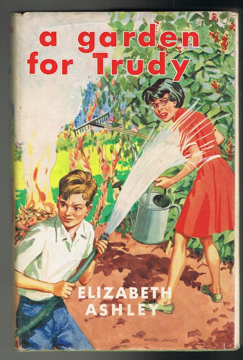 Image for A Garden for Trudy