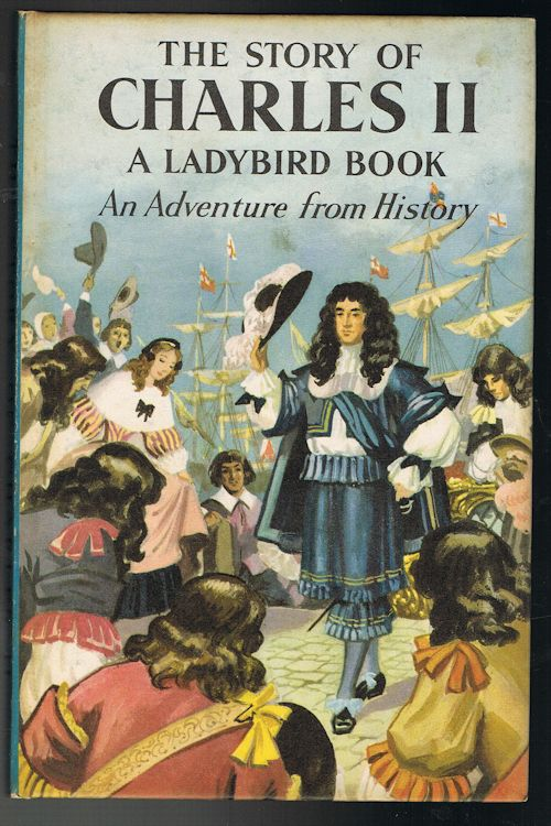 Image for The Story of Charles II - Ladybird Series 561