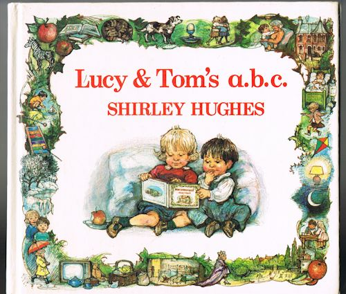 Image for Lucy and Tom's A.B.C.