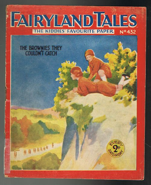 Image for Fairyland Tales No.432: The Brownies They Couldn't Catch