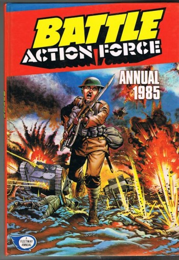 Image for Battle Action Force Annual 1985