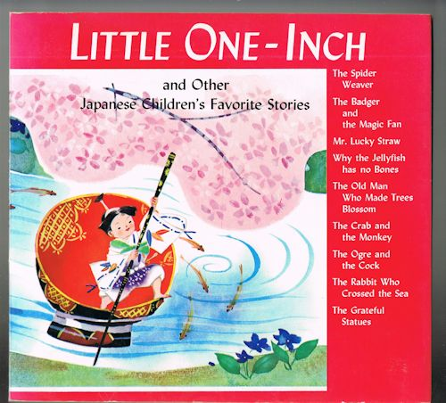 Image for Little One-Inch and Other Japanese Children's Favorite Stories