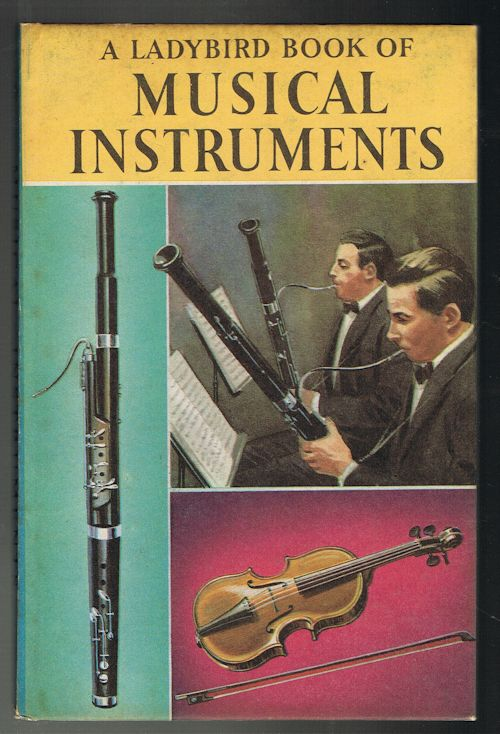 Image for A Ladybird Book of Musical Instruments