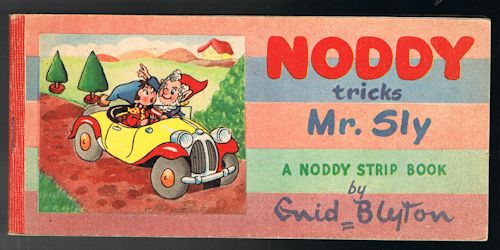 Image for Noddy Tricks Mr Sly