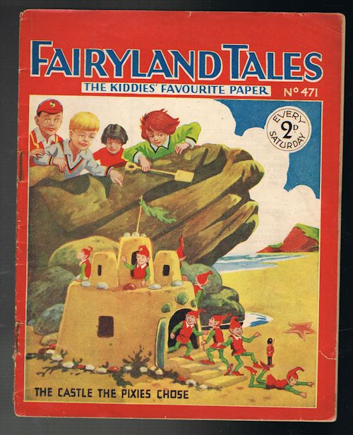 Image for Fairyland Tales No.471: The Castle the Pixies Chose