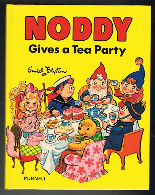 Image for Noddy Gives a Tea Party