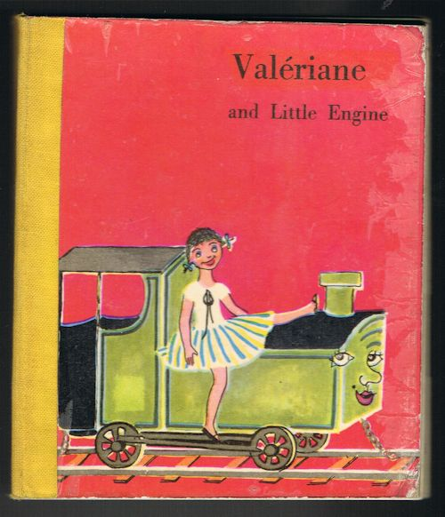 Image for Valeriane and Little Engine