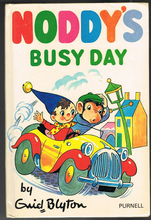 Image for Noddy's Busy Day and Bad Luck for Noddy