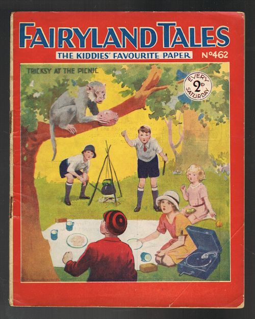Image for Fairyland Tales No.462: Tricksy at the Picnic