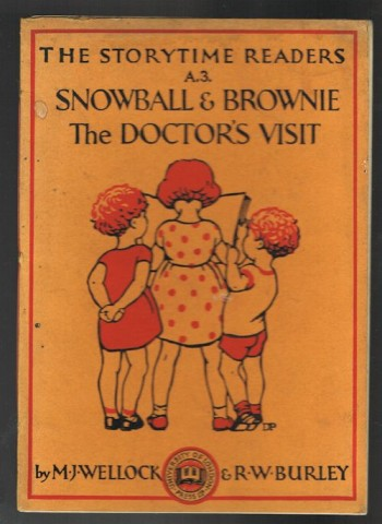 Image for Snowball & Brownie/The Doctor's Visit (The Storytime Readers A3)