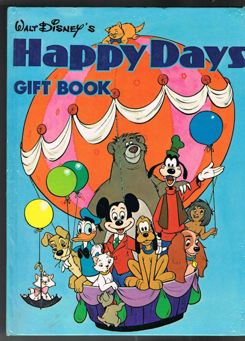 Image for Walt Disney's Happy Days Gift Book
