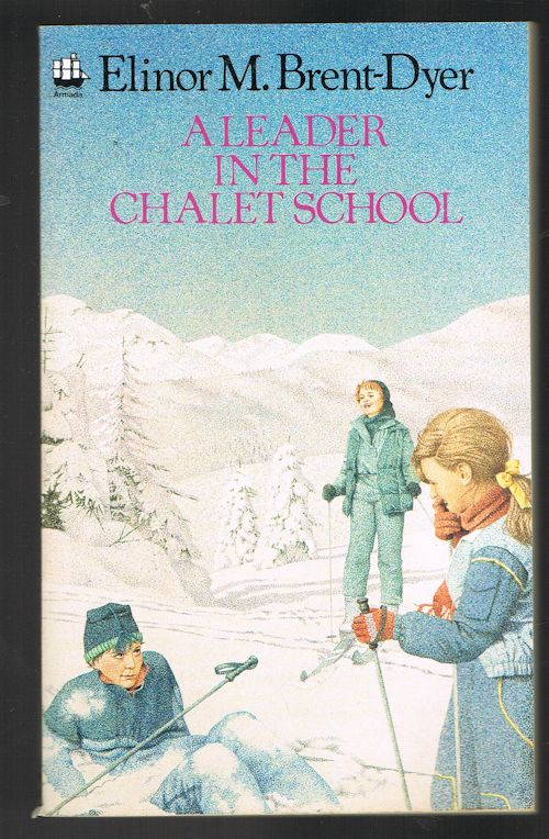 Image for A Leader in the Chalet School