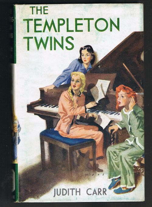 Image for The Templeton Twins