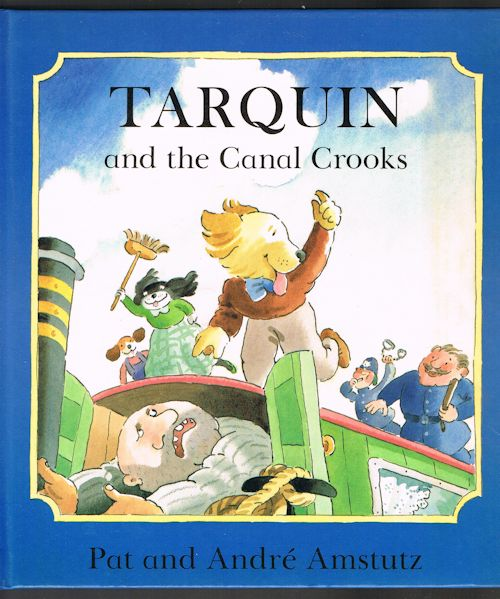Image for Tarquin and the Canal Crooks